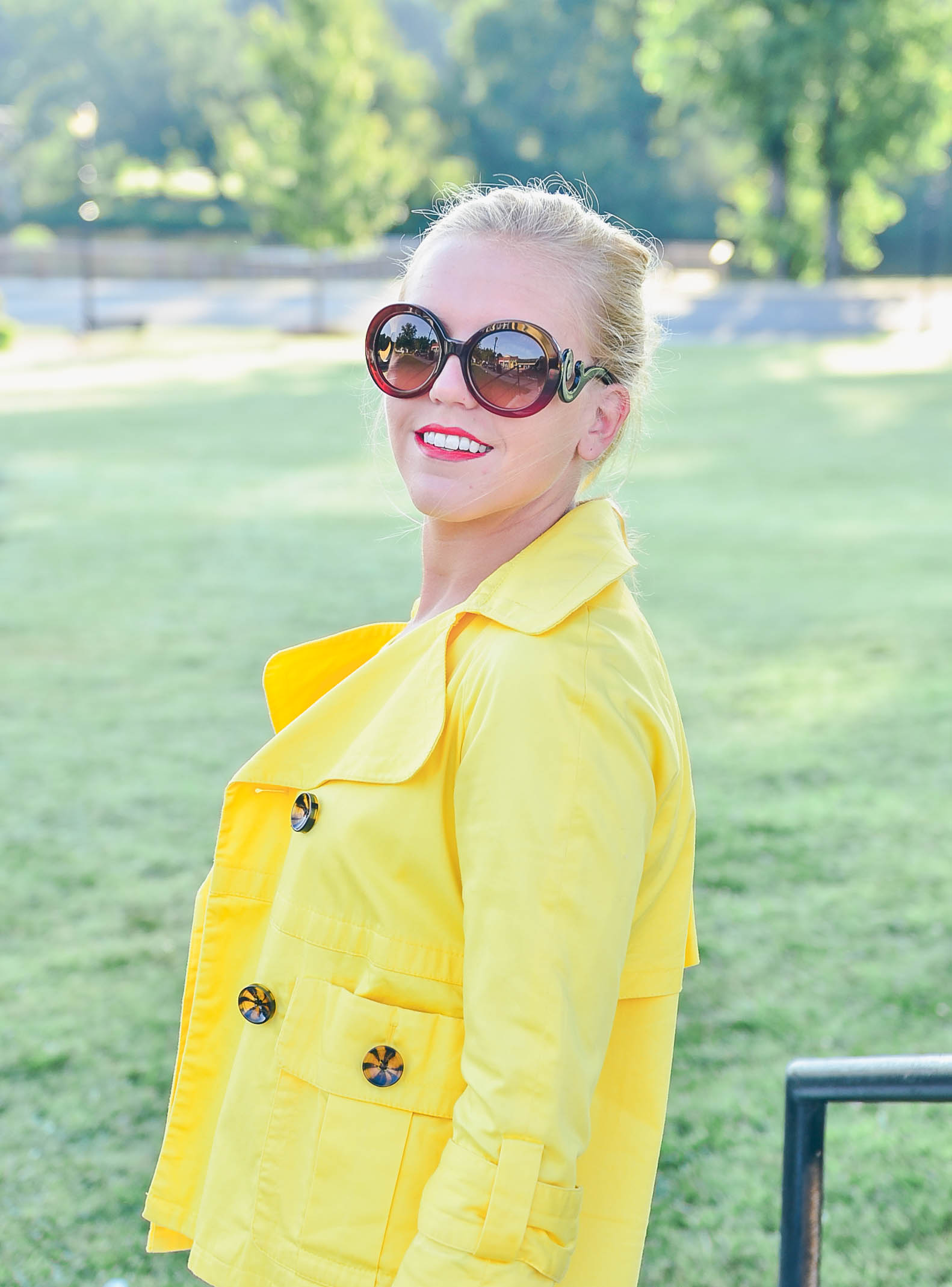 Reese's Hardwear Yellow Jacket