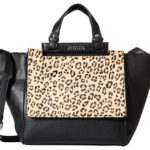 Kenneth Cole Leopard Satchel