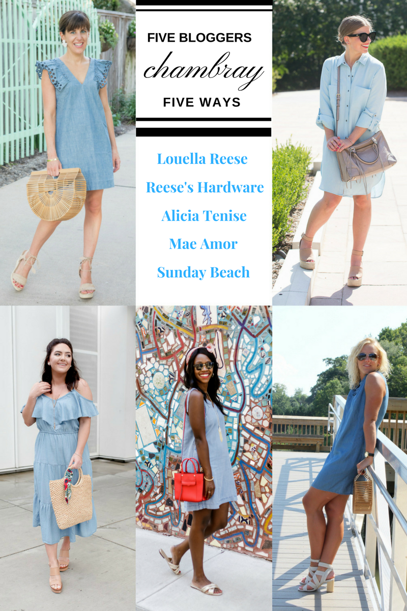 Five Bloggers :: Chambray :: Five Ways