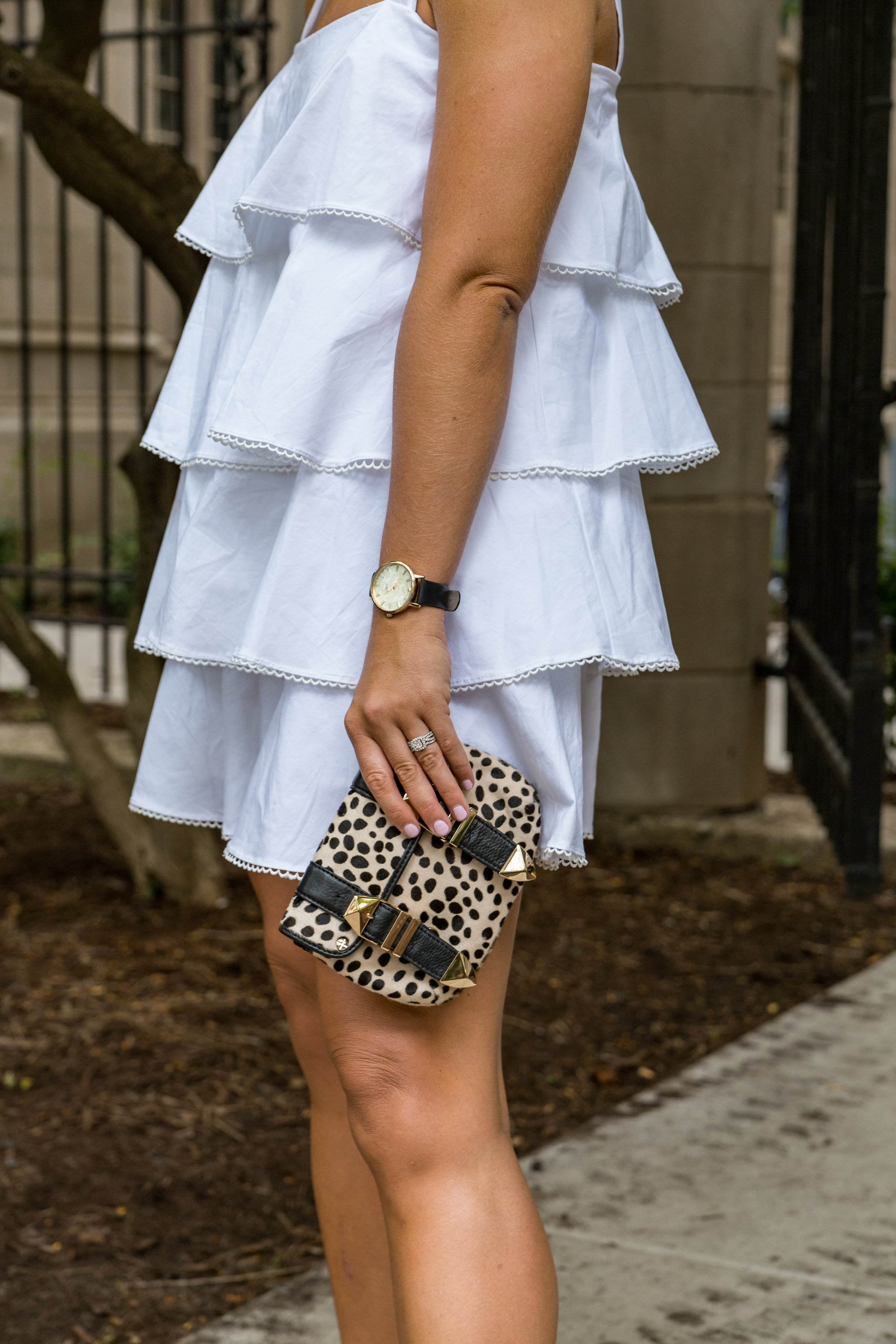 ruffles and details