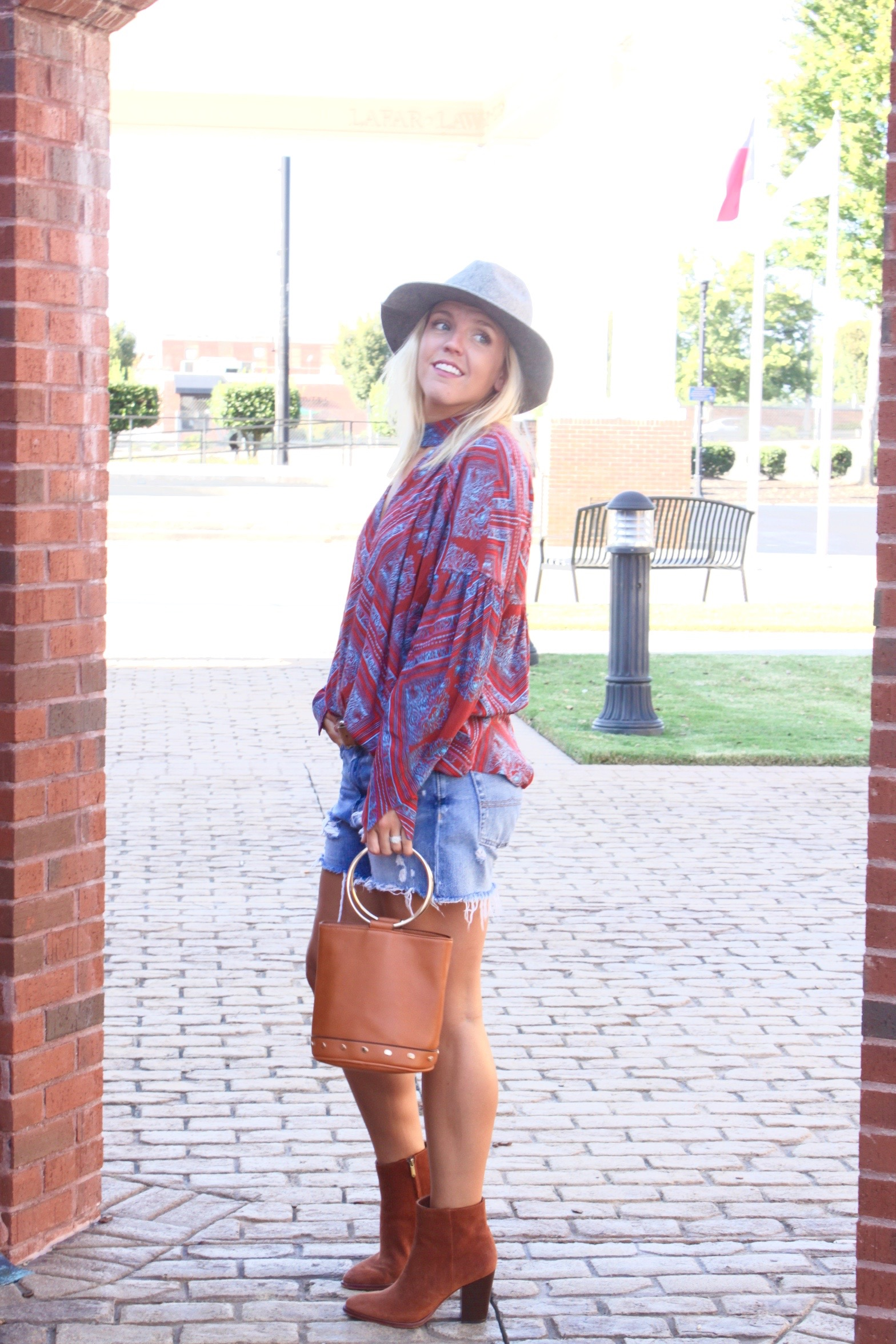 transitional fall style