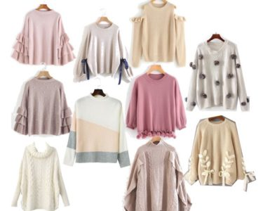 Fall Sweaters under $40
