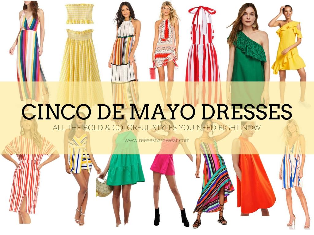 Cinco de Mayo Dresses-Reese's Hardwear ...